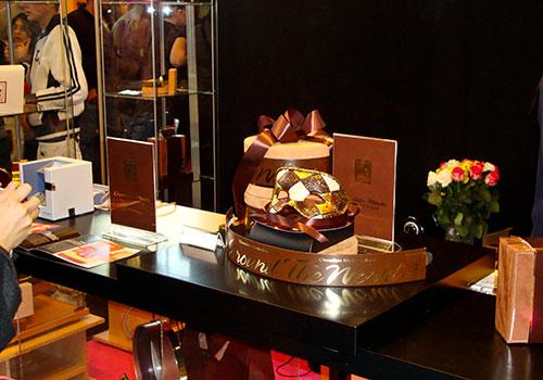 My Mask Chocolate at Salon Du Chocolat Paris
