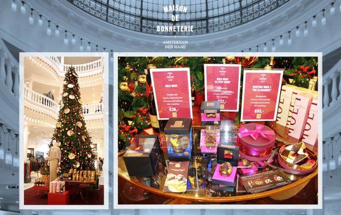 My Mask Chocolate - Christmas - Maison de Bonneterie