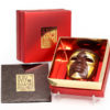 My Mask Chocolate Collection - Le Petit Bijou - Gold Mask Small in red box