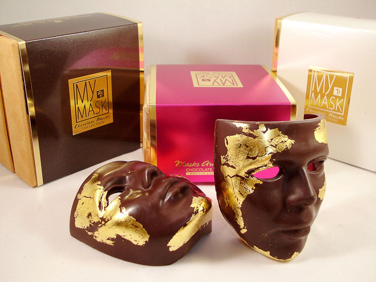 My Mask Chocolate Collection - Le Petit Bijou