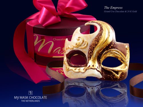 My Mask Chocolate Collection - The Empress