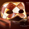 My Mask Chocolate Collection - The Ilusionist - Luxury handmade chocolate art