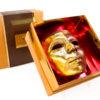 My Mask Chocolate Collection - Gold Mask - Luxury handmade chocolate art